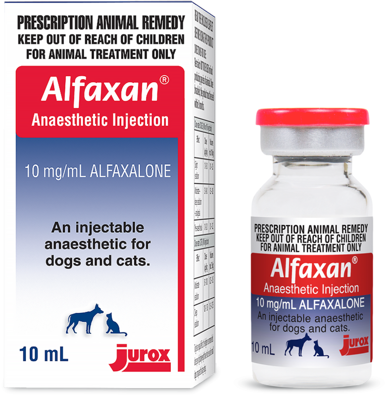 Alfaxan® Product Image