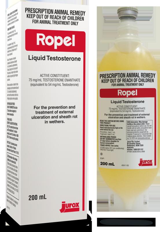 Ropel | Jurox Animal Health
