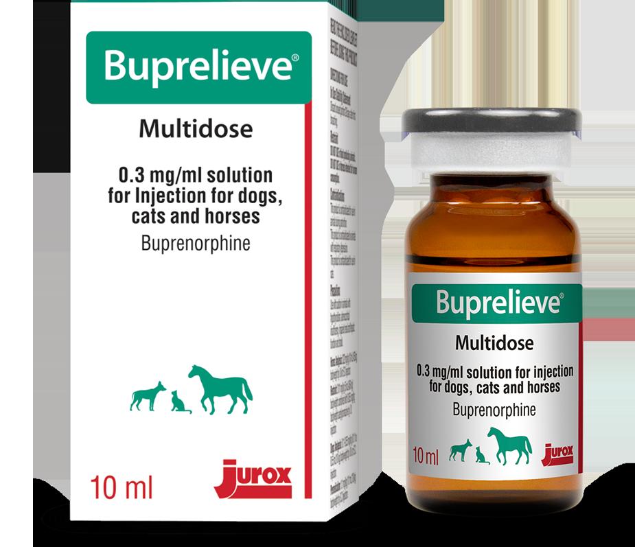 Buprelieve | Jurox Animal Health