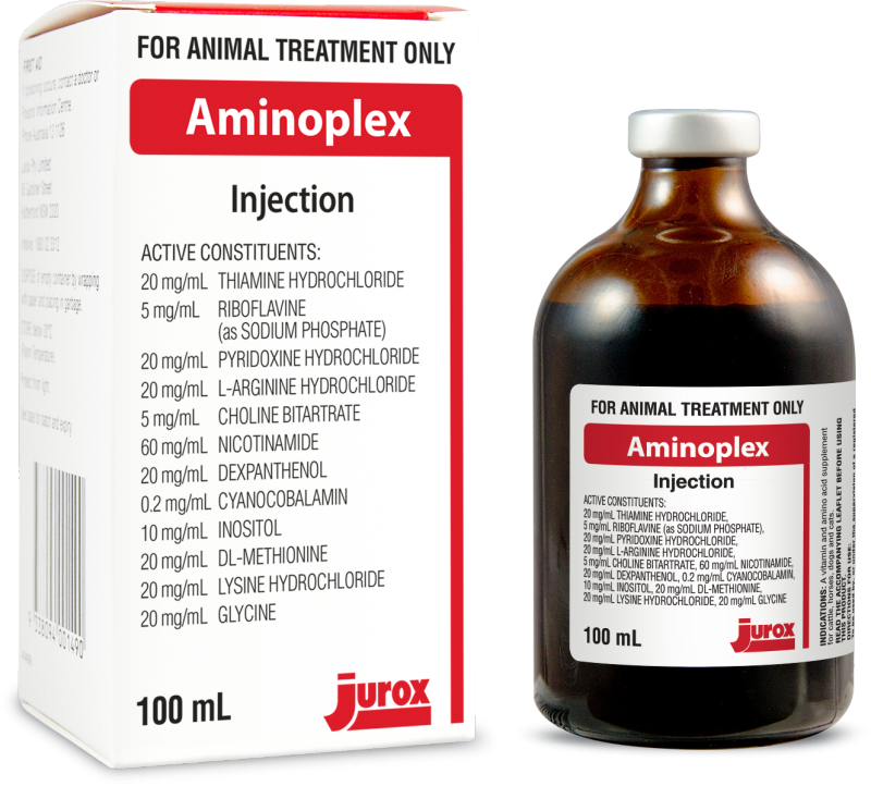 Aminoplex | Jurox Animal Health