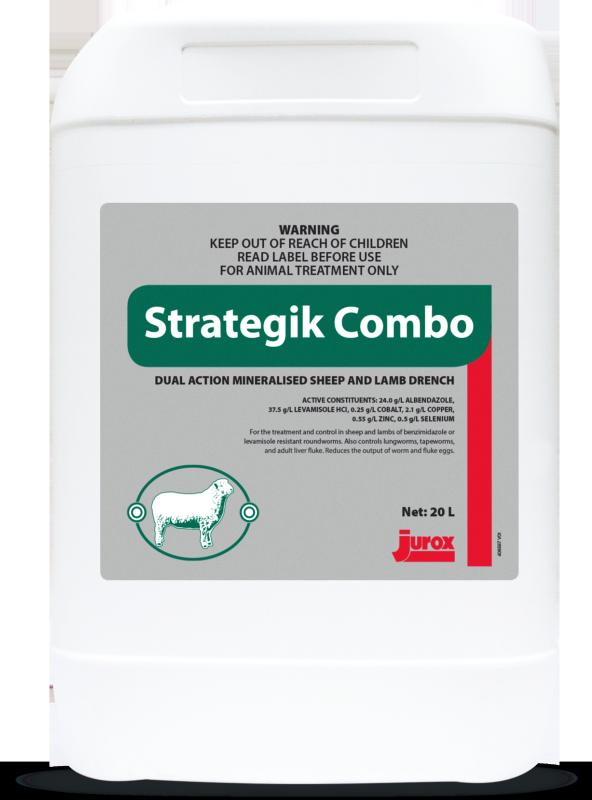Strategik Combo | Jurox Animal Health