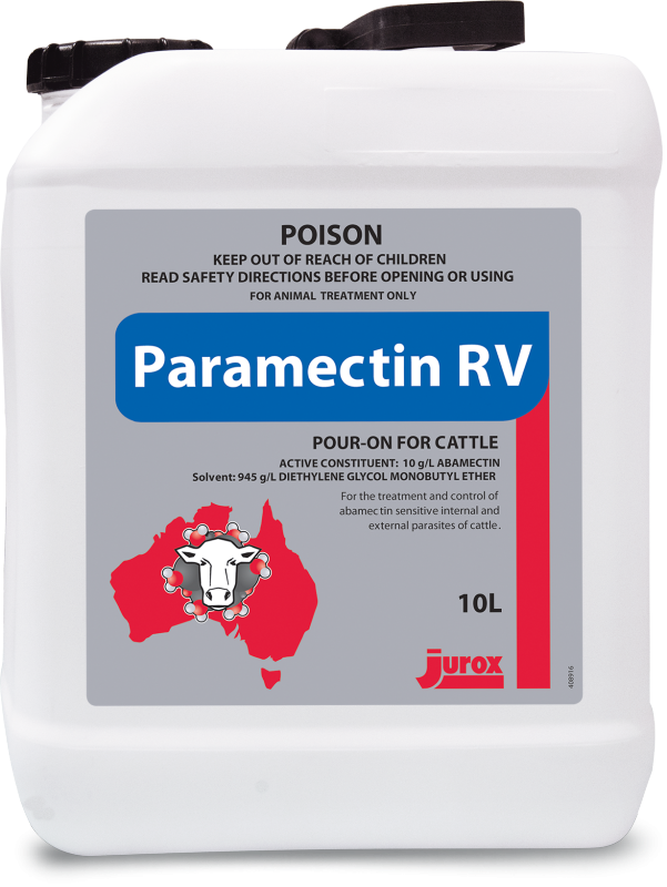 Paramectin® RV Product Image