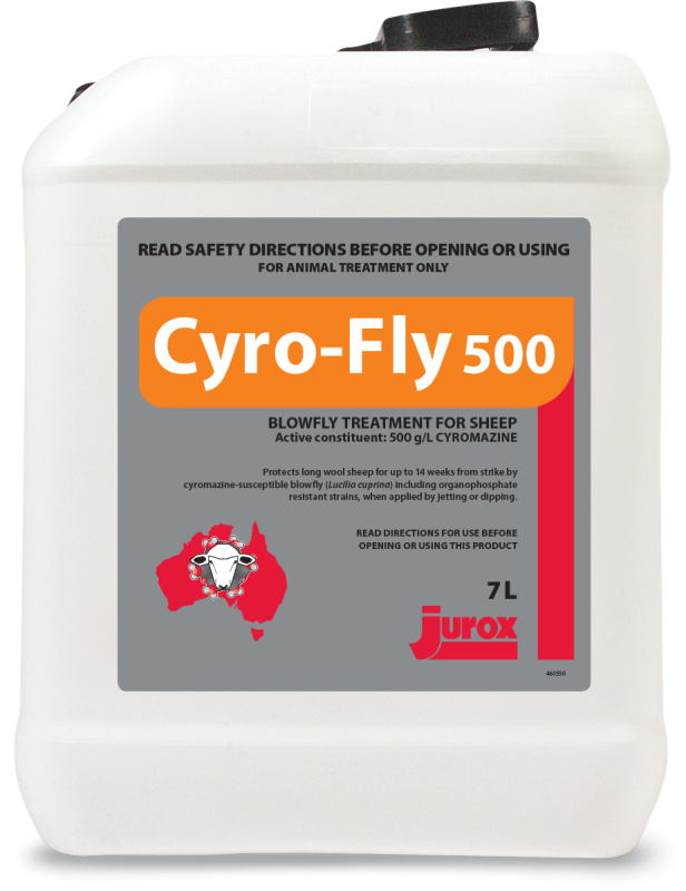 Cyro-Fly 500  Product Image