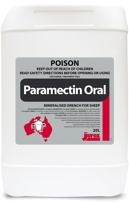 Paramectin® Oral  Product Image